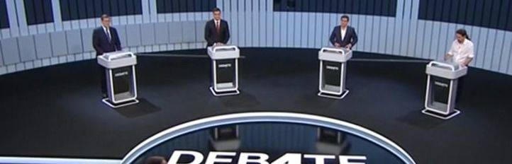 Rajoy, Iglesias y Rivera eligen Madrid para el último acto de campaña