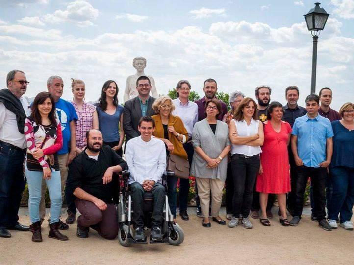 Ahora Madrid se estrena con su primera ordenanza, de Transparencia