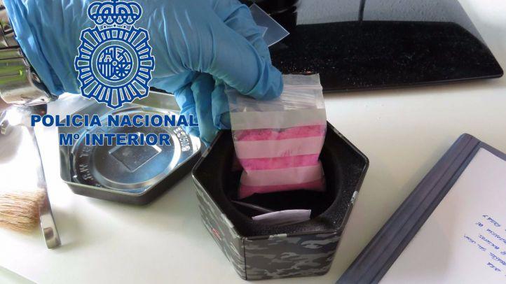 Tumban una red dedicada al 'tucibi', la nueva droga venida de Colombia
