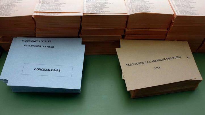 El voto por correo se duplica en toda la Comunidad