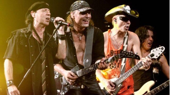 Scorpions vuelve a España y actuará en Madrid: