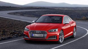 Audi A5 y S5 Coupé