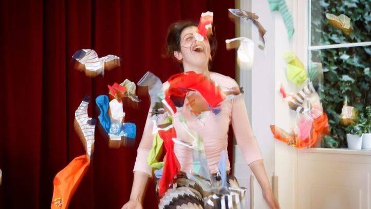 'Calcetines', en el Festival de teatro para bebés de la Sala Tarambana