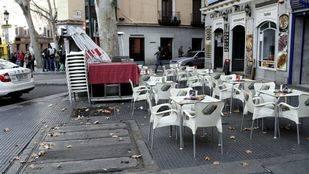 El 75% de las terrazas de Centro tiene expedientes abiertos por incumplimiento de la normativa