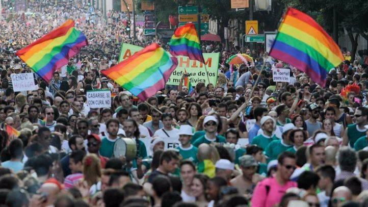 Villaverde y Usera acogen la I marcha LGTBI de los distritos del sur