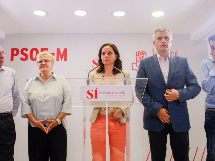 Reuni�n de la ejecutiva regional del PSOE-M para valorar los resultados de las elecciones generales del 26J.