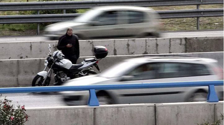 La Comunidad instalará barreras protectoras para motoristas en 14 carreteras