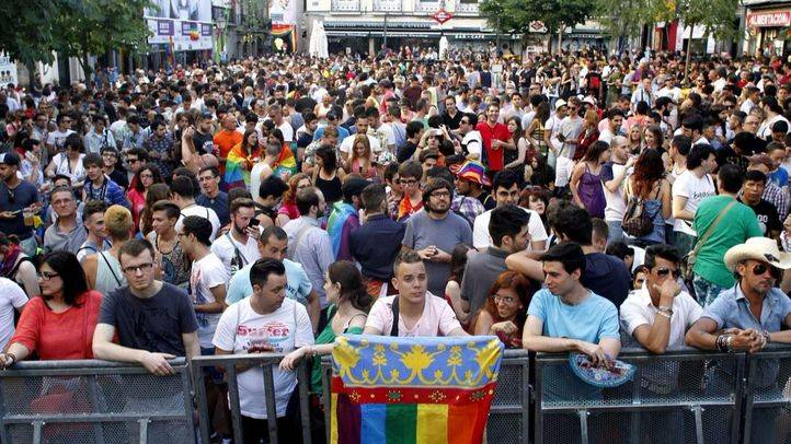 El Orgullo ya es fiesta de interés general en Madrid