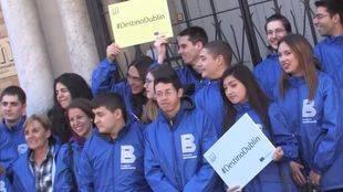 Alumnos que han conseguido una beca de Erasmus +