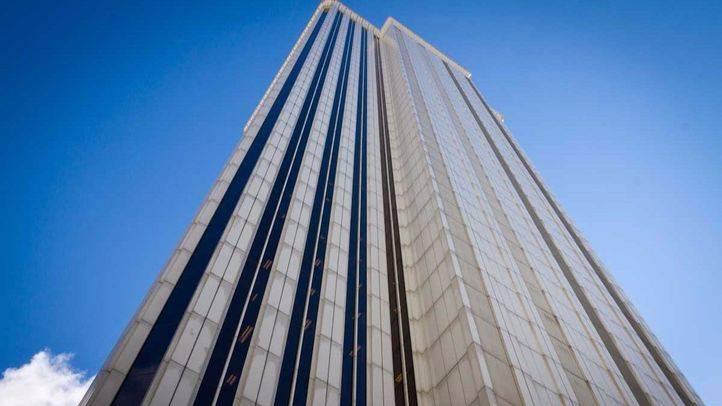 El Edificio Torre Picasso acoge a una de las sedes de la compañía Google