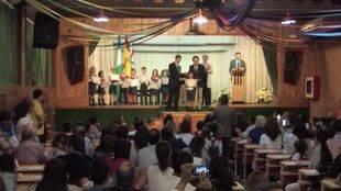 Los alumnos del Colegio Montfort han celebrado una graduación muy especial