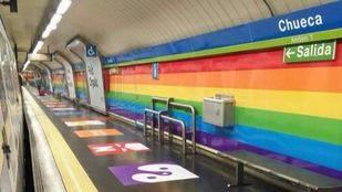 La estación de Chueca será reformada con la vista puesta en el World Pride 2017