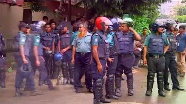 Atentado en Dacca