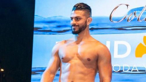 El canario Cándido Arteaga consigue en Sol el título Mr. Gay Pride España