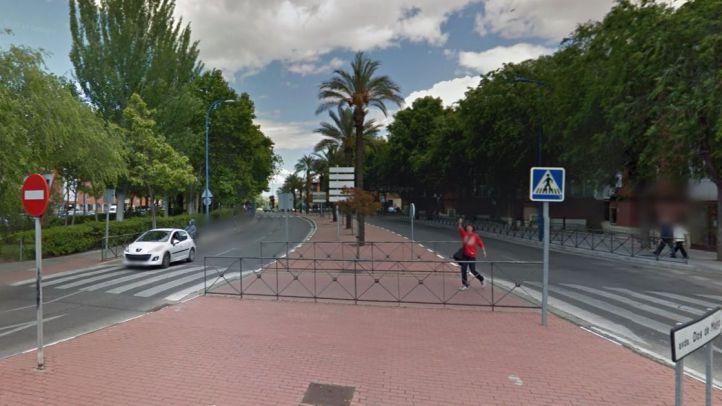 Arrollada una mujer en la avenida 2 de Mayo de Leganés