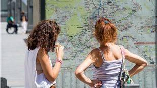Más de 7 millones de turistas extranjeros visitaron España en mayo