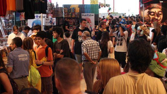 La falta de recursos económicos aplaza la celebración de la IV 'Anima Cómic' en Málaga