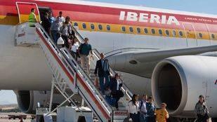 Iberia ya llega a China con tres vuelos semanales y aprovecha la temporada estival
