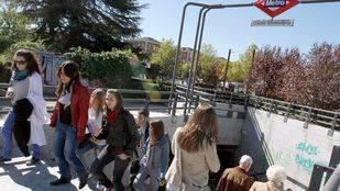 La Policía busca a dos exhibicionistas que actúan en Ciudad Universitaria