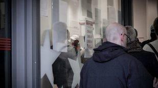 El paro baja un 2,7% en la Comunidad de Madrid