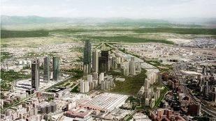 Proyecto Distrito Castellana Norte (Archivo).