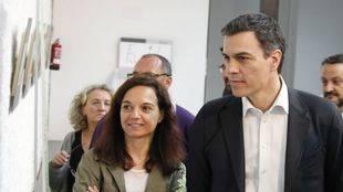 Sara Hernández asegura que comparte con Sánchez el