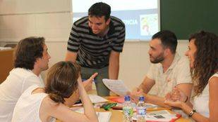 Un campus de 'actualización' de profesores