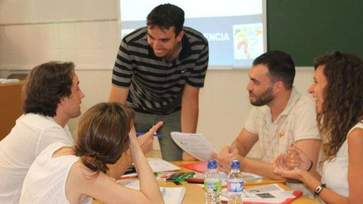 Taller de aprendizaje cooperativo de matemáticas