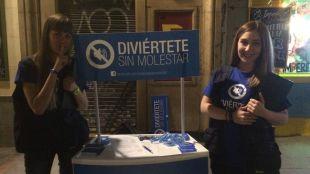 El Ayuntamiento lanza una campaña de concienciación contra el ruido nocturno