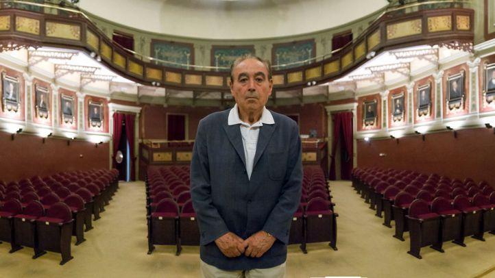 César Navarro, nuevo presidente del Ateneo de Madrid
