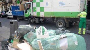 El Ayuntamiento aumenta en 35 millones la partida anual para la recogida de basura