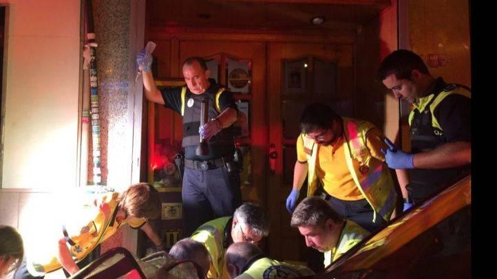 Fallece una mujer tras recibir una puñalada a la altura del corazón en Fuencarral