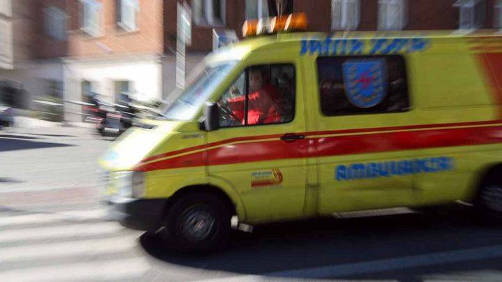 Ambulacia del SUMMA