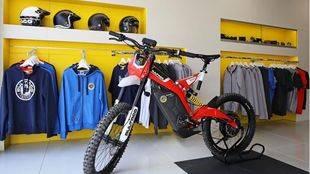 Bultaco inaugura su primer Bultaco Space en el centro de Madrid