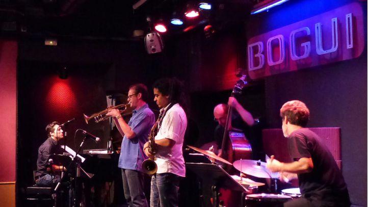 El Bogui Jazz celebra hoy su XI cumpleaños con la actuación de Isaac Pozo Group