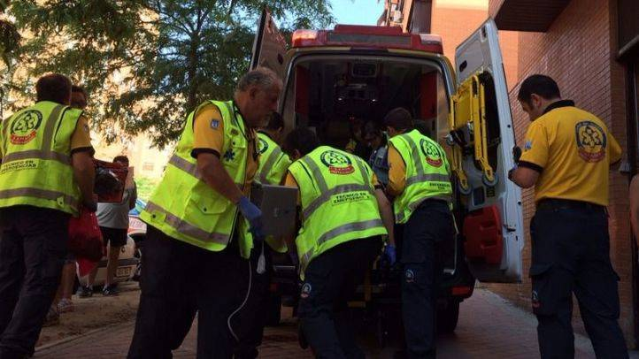 Accidente laboral madrid la regi n con la siniestralidad Baja empleada de hogar