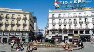 El Ayuntamiento instalará dos fuentes de agua 'marca Madrid' en Sol