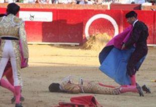 Muere el torero Víctor Barrio de una cornada en el pecho en Teruel