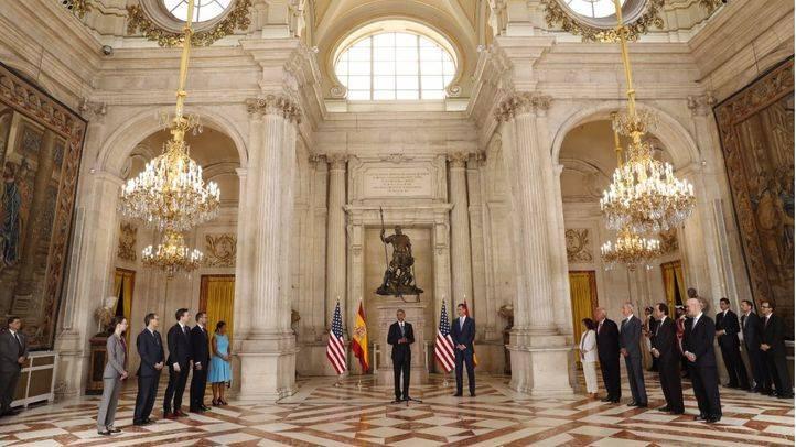 La primera visita de un presidente de Estados Unidos en 15 años, en imágenes