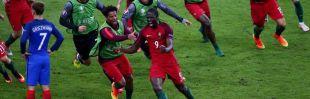 Portugal gana a Francia la Eurocopa