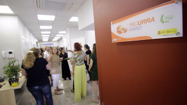 El programa Recurra-Ginso inaugura su nueva sede en Madrid
