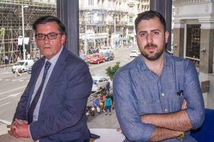 Los profesores José Enrique Conde y Javier López de Goicoechea impartirán el máster en Derechos Humanos de UAX.