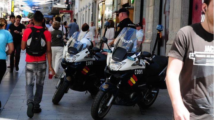 600 detenidos en tres meses en un plan para frenar la delincuencia en Tetuán, Usera y Villaverde