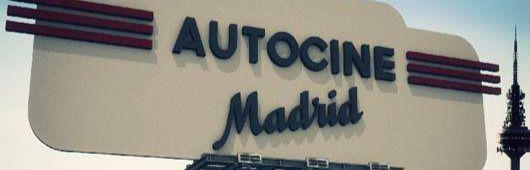 Madrid da otra oportunidad al autocine
