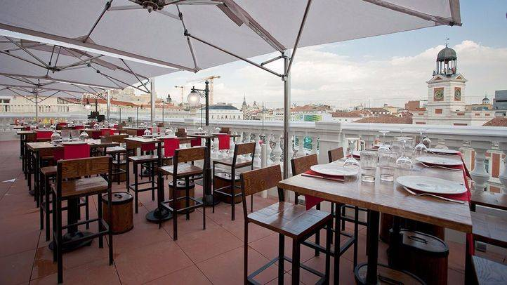 El Corte Inglés de Puerta de Sol abre un espacio gastronómico de la mano de Alberto Chicote