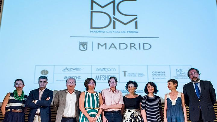 Presentación Madrid Capital de Moda