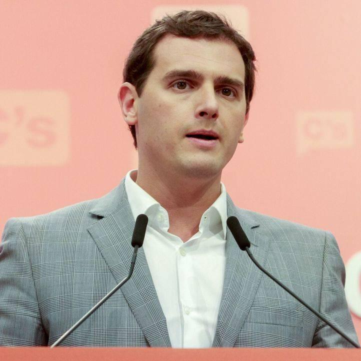 Ciudadanos se abstendrá en la segunda votación de la investidura de Rajoy
