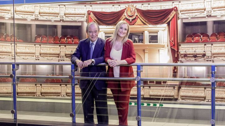 El Teatro Real baja al Metro: así luce Ópera