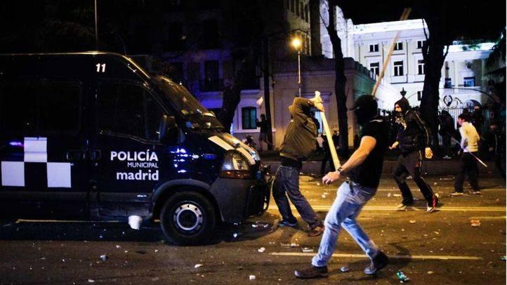 La Fiscalía pide desestimar la querella contra Cifuentes por las cargas policiales del 22-M