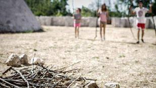 Arqueólogos de quince años